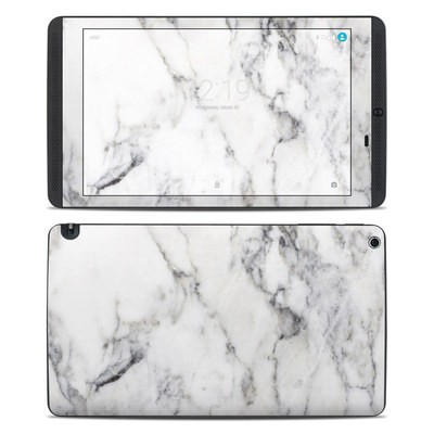 Nvidia Shield Tablet Skin - White Marble