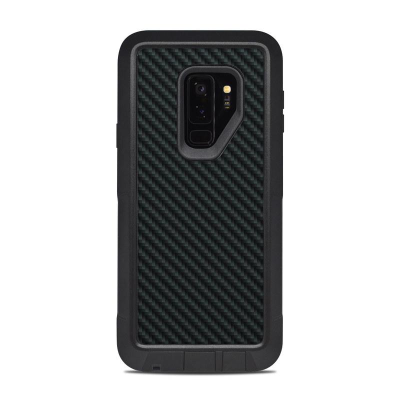 online retailer be0a8 bd874 OtterBox Pursuit Galaxy S9 Plus Case Skin - Carbon
