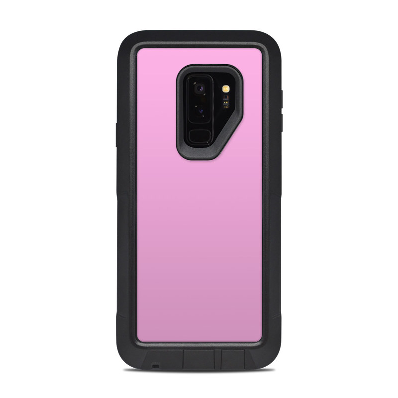 on sale e54d3 19b9a OtterBox Pursuit Galaxy S9 Plus Case Skin - Solid State Pink