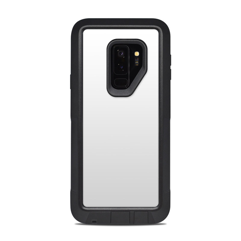 official photos f03d7 f461c OtterBox Pursuit Galaxy S9 Plus Case Skin - Solid State White