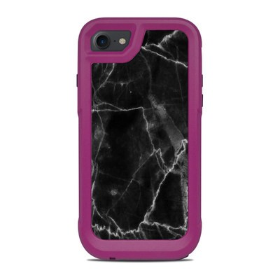 OtterBox Pursuit iPhone 7-8 Case Skin - Black Marble