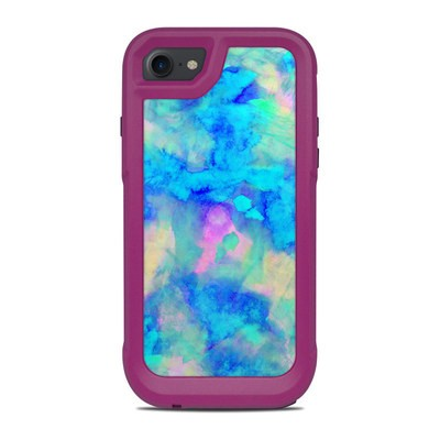OtterBox Pursuit iPhone 7-8 Case Skin - Electrify Ice Blue