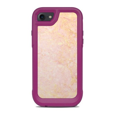 OtterBox Pursuit iPhone 7-8 Case Skin - Rose Gold Marble