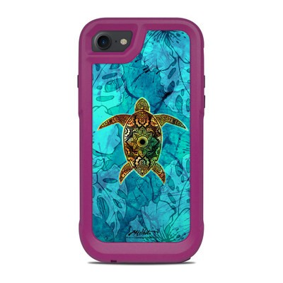 OtterBox Pursuit iPhone 7-8 Case Skin - Sacred Honu