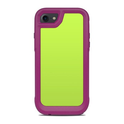 OtterBox Pursuit iPhone 7-8 Case Skin - Solid State Lime