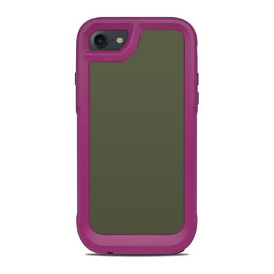 OtterBox Pursuit iPhone 7-8 Case Skin - Solid State Olive Drab