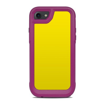 OtterBox Pursuit iPhone 7-8 Case Skin - Solid State Yellow