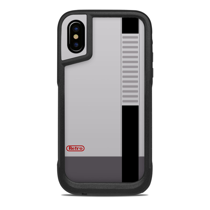 online store 1633f a7450 OtterBox Pursuit iPhone X Case Skin - Retro Horizontal