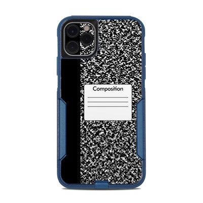 OtterBox Commuter iPhone 11 Pro Max Case Skin - Composition Notebook
