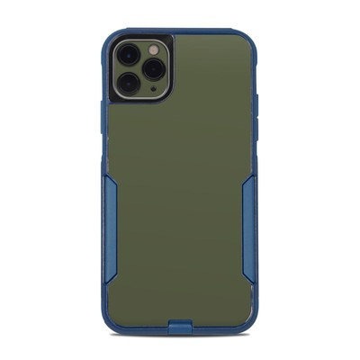 OtterBox Commuter iPhone 11 Pro Max Case Skin - Solid State Olive Drab