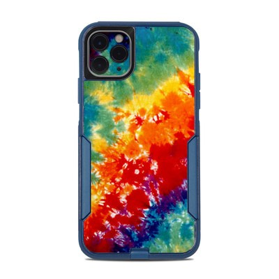 OtterBox Commuter iPhone 11 Pro Max Case Skin - Tie Dyed