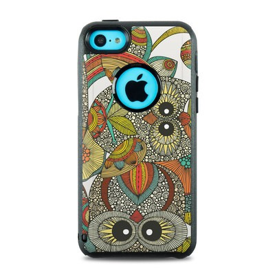 OtterBox Commuter iPhone 5c Case Skin - 4 owls