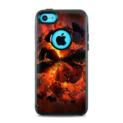 OtterBox Commuter iPhone 5c Case Skin - Aftermath