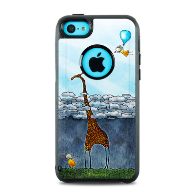 OtterBox Commuter iPhone 5c Case Skin - Above The Clouds