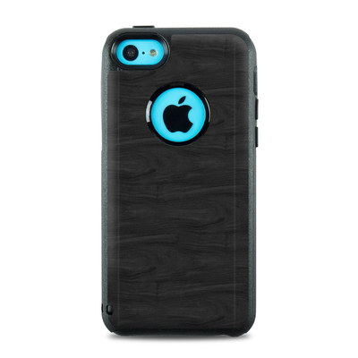 OtterBox Commuter iPhone 5c Case Skin - Black Woodgrain