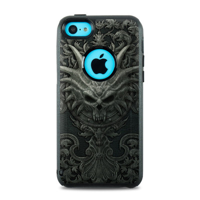OtterBox Commuter iPhone 5c Case Skin - Black Book