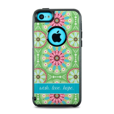 OtterBox Commuter iPhone 5c Case Skin - Boho