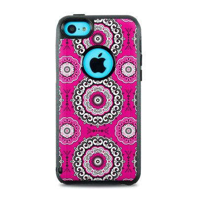 OtterBox Commuter iPhone 5c Case Skin - Boho Girl Medallions