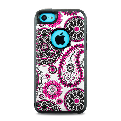 OtterBox Commuter iPhone 5c Case Skin - Boho Girl Paisley