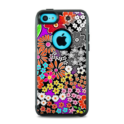OtterBox Commuter iPhone 5c Case Skin - A Burst of Color