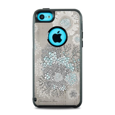 OtterBox Commuter iPhone 5c Case Skin - Christmas In Paris