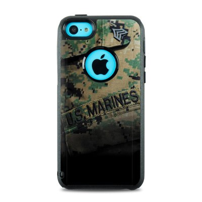 OtterBox Commuter iPhone 5c Case Skin - Courage