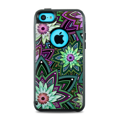 OtterBox Commuter iPhone 5c Case Skin - Daisy Trippin