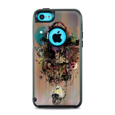 OtterBox Commuter iPhone 5c Case Skin - Doom and Bloom