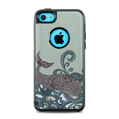 OtterBox Commuter iPhone 5c Case Skin - Deep Blue Me