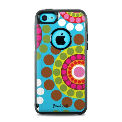 OtterBox Commuter iPhone 5c Case Skin - Dial