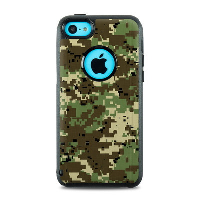 iphone 5c camo otterbox cases otterbox commuter iphone 5c skin digital navy camo 17421