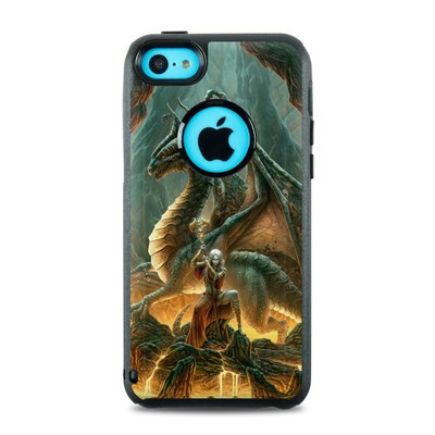 OtterBox Commuter iPhone 5c Case Skin - Dragon Mage