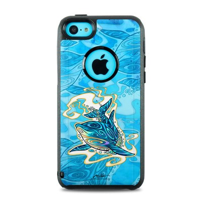 OtterBox Commuter iPhone 5c Case Skin - Dolphin Daydream