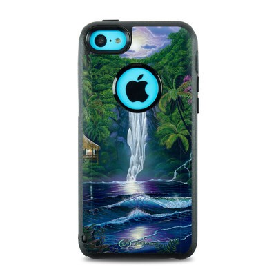 OtterBox Commuter iPhone 5c Case Skin - In The Falls Of Light