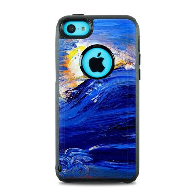 OtterBox Commuter iPhone 5c Case Skin - Feeling Blue