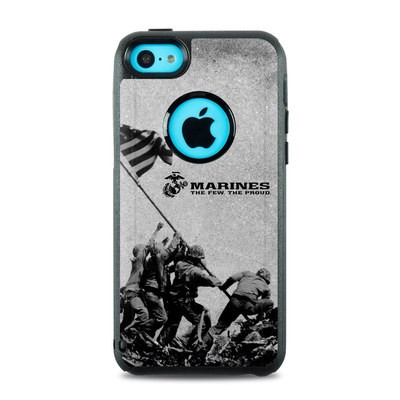 OtterBox Commuter iPhone 5c Case Skin - Flag Raise