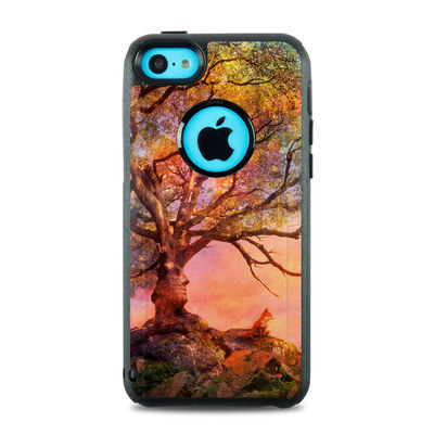 OtterBox Commuter iPhone 5c Case Skin - Fox Sunset