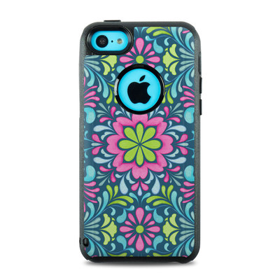 OtterBox Commuter iPhone 5c Case Skin - Freesia