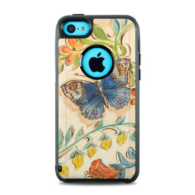 OtterBox Commuter iPhone 5c Case Skin - Garden Scroll