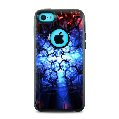 OtterBox Commuter iPhone 5c Case Skin - Geomancy