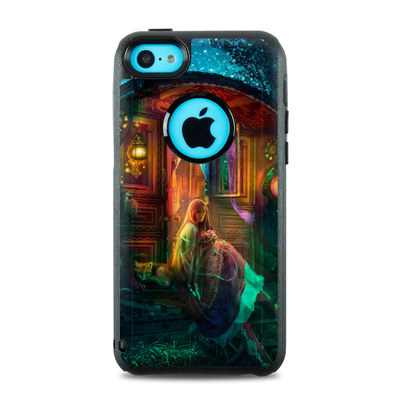 OtterBox Commuter iPhone 5c Case Skin - Gypsy Firefly