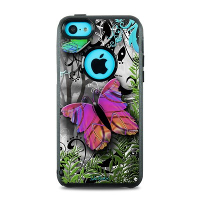 OtterBox Commuter iPhone 5c Case Skin - Goth Forest