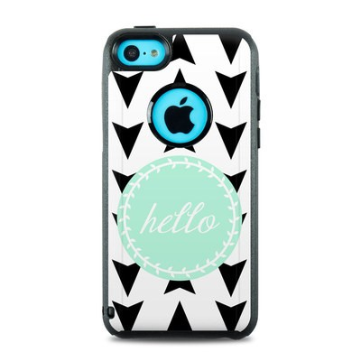 OtterBox Commuter iPhone 5c Case Skin - Greetings