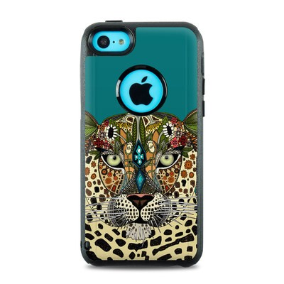 OtterBox Commuter iPhone 5c Case Skin - Leopard Queen