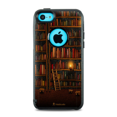 OtterBox Commuter iPhone 5c Case Skin - Library
