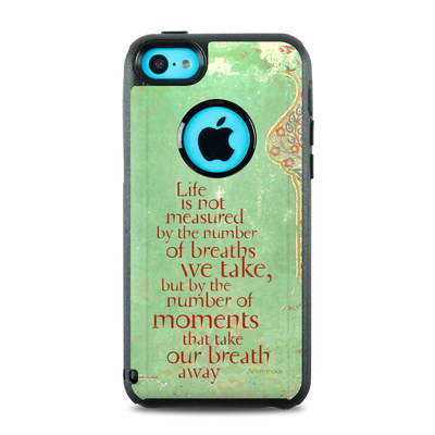 OtterBox Commuter iPhone 5c Case Skin - Measured