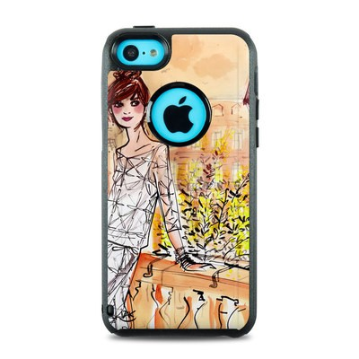 OtterBox Commuter iPhone 5c Case Skin - Mimosa Girl