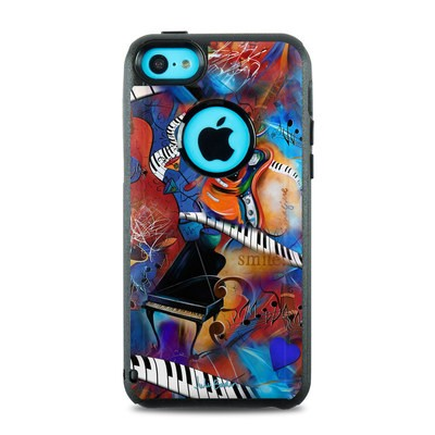 OtterBox Commuter iPhone 5c Case Skin - Music Madness