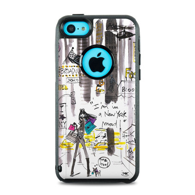 OtterBox Commuter iPhone 5c Case Skin - My New York Mood