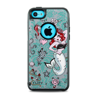 OtterBox Commuter iPhone 5c Case Skin - Molly Mermaid